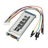 Waveshare 2,9 polegadas E-ink Screen Display e-Paper Module SPI Interface Atualização parcial para Raspberry Pi
