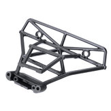 REMO P2526 Rear Bumper 1/16 RC Car Parts For Truggy Buggy Short Course 1631 1651 1621