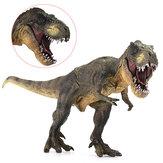 Vivid Tyrannosaurus Rex Jurassic Dinosaur Toys Figure Animal Model Kid Halloween Science Toy