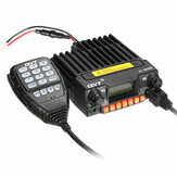 QYT KT-8900R Mini Transceiver Tri Стандарты Mobile Радио 136-174 / 240-260 / 400-480MHz