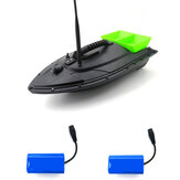Flytec 2011 5 2 Battery Fishing Bait RC Boat Fish Finder 5.4km/h Double Motor Toys