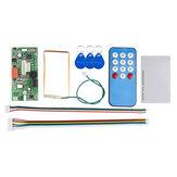 Scheda di controllo accessi RFID Lettore di schede WG26 con controller di accesso integrato EMID 125Khz per Smart Home