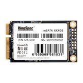 Kingspec mSATA Unità a stato solido interna mSATA Unità disco rigido SSD per laptop Desktop 64/128/256 / 512GB