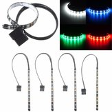 Waterproof Flexible Neon Adhesive LED Strip Light for PC Computer Case 12V 4 Pin