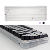 DIY 60% Mechanical Keyboard Case Universal Customized Plastic Shell Base for GH60 Poker2 Gaming Keyboard
