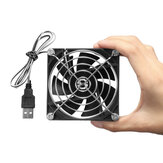 8 cm USB-koelventilator Heatsink voor pc Computer TV Box voor Xbox voor PlayStation Electronics