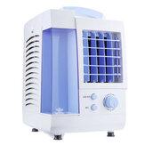 Mini refroidisseur d'humidificateur de ventilateur de climatisation portatif de climatiseur