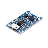 TP4056 Micro USB 5V 1A Lithiumbatterij Oplaadbeschermingskaart TE585 Lipo-opladermodule