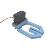 SNM2900 Mechaniczny pazur robota z robotyczną częścią MG996 Servo RC do nauki DIY