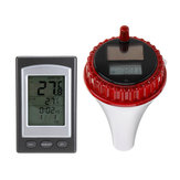 Float Solar Sensor Pool Thermometer Wireless Swimming Water Temperature Receiver