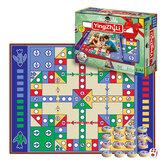 180x120см Flight Chess Carpet Домашние Семейные игры Коврик для детской кроватки Нескользящий коврик
