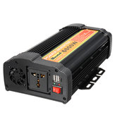 UNNC-8 6000W Solar Power Inverter 12V DC To 220V AC Car Modified Sine Wave Converter