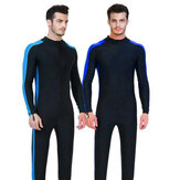 Lightweight Full Body Wet Suit Swim Snorkeling Diving Clothes for Men Water Sport