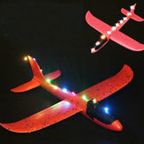 5PCS LED Light For Epp Hand Launch Throwing Plane Toy DIY Modified Parts Random Colour