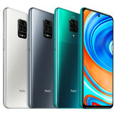 Xiaomi Redmi Note 9 Pro Global Version 6,67 tommer 64MP firekamera 6 GB 64GB 5020 mAh NFC Snapdragon 720G Octa-kjerne 4G-smarttelefon