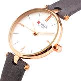 CURREN9038UltraThinSimpleДизайн Женские наручные часы