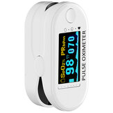 Зажим для пальцев HD OLED Pulse Oximeter Finger Blood Oxygen Saturometro Сердце De Oximeter Portable Pulse Oximetro Монитор
