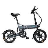 [الاتحاد الأوروبي المباشر] FIIDO D2 7.8Ah 36V 250W 16 بوصة قابلة للطي دراجة الدراجة 25km / ساعة كحد أقصى 50KM الأميال الدراجة الكهربائية