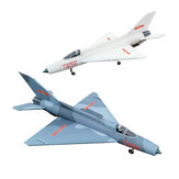 J-7 Fighter 810mm Wingspan EPP RC Airplane RC Plane Fixed-wing KIT