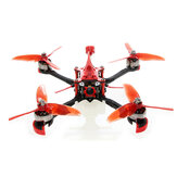FLYWOO Vampire 230mm F4 2207 1750KV 6S / 2450KV 4S FPV Racing Drone PNP BNF w/ Foxxer Arrow Mini Pro Camera