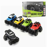 1:43 Fire Channel RC Bil Mini Off-road Vehicle 6146 Remote RC Bil