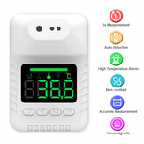 K3X Non-contact Smart Sensor 15 Countries Voice Broadcast Portable Automatic Body Temperature Detector High-precision Infrared Forehead Thermometer