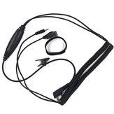 Weimaitong Bluetooth Walkie-talkie Cable K Head line V5S V3 V6 V8 Motorcycle Bluetooth Helmet Headset