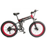 SMLRO S11 48V 10Ah 500W 26in Folding Electric Bike 30km/h Max Speed 60km Range Mountain Bicycle E Bike