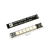 2PCS Mateksys RGB ARM 24V 50X7mm Light LED Strip Board per RC Drone FPV Racing