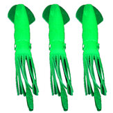 ZANLURE Fish Lure Catch Gancho Glow Octopus Fishing Squid Bodies Pesca Batis