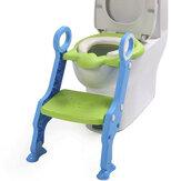 Deska sedesowa dla dzieci Step Ladder Trenażer nocnika dla niemowląt Antypoślizgowe bezpieczeństwo
