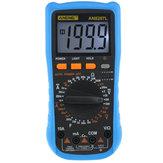 ANENGAN8207LMultimètrenumérique2000Compte AC / DC Courant Tension Résistances Fréquence Testeur de Capacité Diode et Son Test ON / OFF