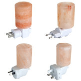 15W Mini Hand Rzeźbione Natural Crystal Himalayan Salt Lamp Night Light