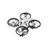 KINGKONG / LDARC ET Série ET100 100mm Micro FPV Courses Drone 800TVL Caméra 16CH 25mW 100mW VTX BNF