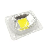 20W 30W 50W Wit / Warm Wit LED COB Light Chip met lens voor DIY Floodlight AC110V / 220V