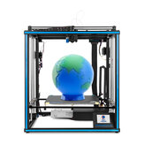 TRONXY® X5SA-400-2E Dual Extruder Mix Color 3D Printer with 400*400*400mm Printing Area / Ultra Quiet Printing / Corexy Double Z Axis / 24V Power Supply