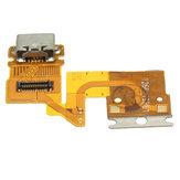 充電チャージャーポートドックフレックスケーブルSony Xperia Z WiFi用SGP311 SGP312タブレット