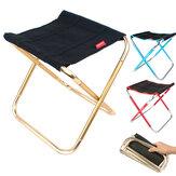 Cadeira dobrável para piquenique IPRee® grande tamanho alumínio portátil cadeira dobrável para acampamento, pesca, viagem, viagem Praia, cadeira