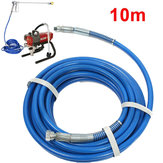 10m Lengte Airless Sprayer Vezelbuis 1/4 inch 5000PSI Airless Spray Slang