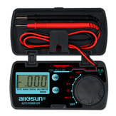 ALl SUN EM3082 Digital Multimeter 3 1/2 1999 AC/DC Ammeter Voltmeter Ohm Portable Meter Voltage Meter