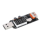 3 stks 5V USB Koelventilator Gouverneur LED Dimmodule Low Power Timer Board zonder Shell