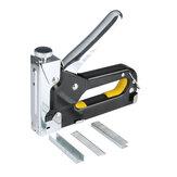 3 In 1 Stapler Heavy Duty Staple Spear 900 Nails Upholstery Tacker Hand Tool Kit
