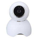WiFi Network Security CCTV IP Camera HD 720P Night Vision Pan&Tilt Webcam Home Security Camera