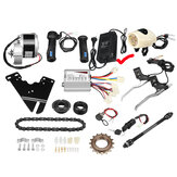36V 250W Bermotor Electric Bike Motor Controller dengan Charger E-Bike Scooter Conversion Kit