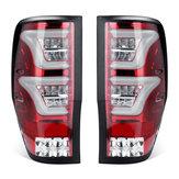 Par Coche luces traseras luces de freno luz trasera para Ford Ranger T6 T7 XL XLT MK1 MK2 2012-2018