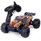 PXtoys 9302 1/18 2.4G 4WD Carreras de alta velocidad RC Coche Truggy Off-Road Vehicle RTR Toys