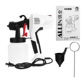 650W 220V Paint Airbrush Sprayer Craft Painting Tool Handheld Electric Painting Airbrush
