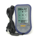 Misol WS-110 Waterproof LED Digital Thermometer Compass Outdoor Altimeter Altitude Meter Barometer