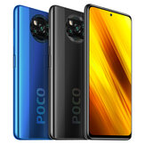 POCO X3 NFC Global Version Snapdragon 732G 6GB 128GB 6.67 pouces 120Hz Taux de rafraîchissement 64MP Quad Camera 5160mAh Octa Core 4G Smartphone