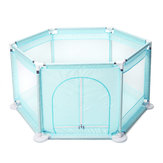 6 Sided Children Playinghouse Assembly Indoor Outdoor Toddler Game Pool Tent